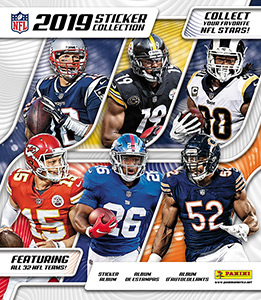 Panini NFL Sticker Collection 2019