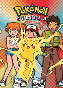 Topps Pokemon Trading Cards Series 3