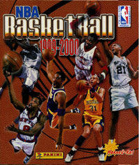 Panini NBA Basketball 1999-2000