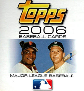 Topps Major League Baseball 2006