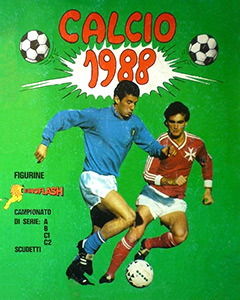 Euroflash Calcio 1988
