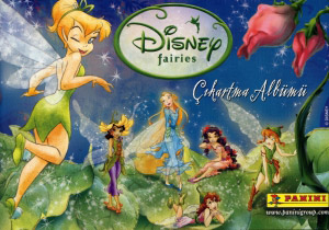 Panini Disney Fairies