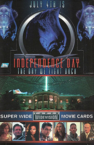 Topps Independence Day
