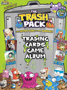 Giromax The Trash Pack: The gross gang in your garbage