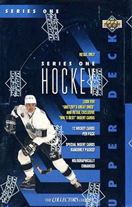 Upper Deck Hockey 1993-1994