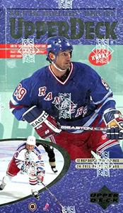 Upper Deck Hockey 1996-1997