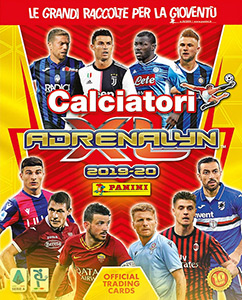 Panini Calciatori 2019-2020. Adrenalyn XL