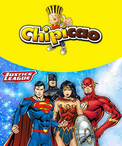 ChipiCao Justice League