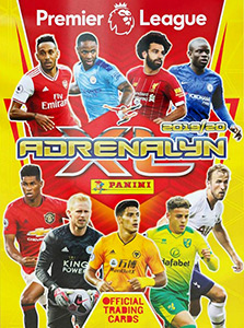 Panini English Premier League 2019-2020. Adrenalyn XL