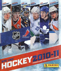 Panini NHL Hockey 2010-2011