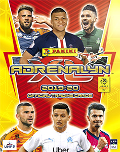 Panini FOOT 2019-2020. Adrenalyn XL