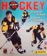 Panini NHL Hockey 1988-1989