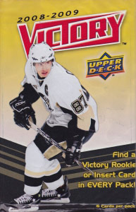 Upper Deck NHL Victory 2008-2009