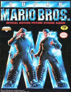 Diamond Super Mario Bros: The Film