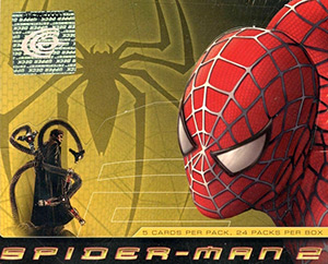 Upper Deck Spider-Man 2