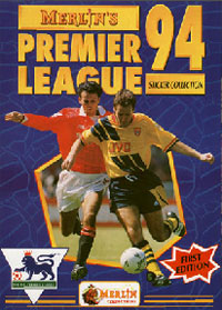 Merlin Premier League anglaise 1993-1994