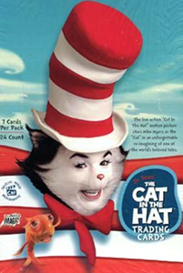 Comic Images Cat in the Hat