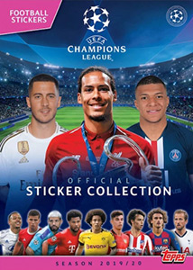 Topps UEFA Champions League 2019-2020