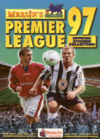 Merlin Premier League anglaise 1996-1997