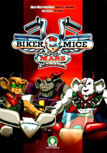 Preziosi Collection Biker Mice From Mars