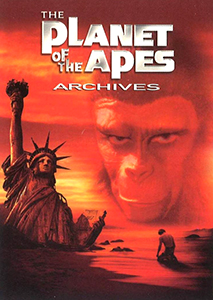 Inkworks The Planet of the Apes. Archives