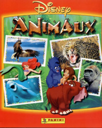 Panini Disney Animaux