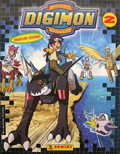 Panini Digimon: Digital Monsters 2