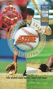 Score Major League Baseball 1994