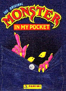 Panini Monster In My Pocket