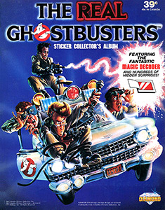 Diamond The Real Ghostbusters