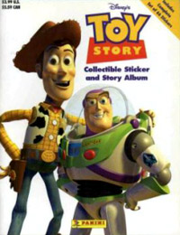 Panini Toy story
