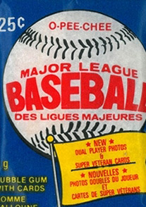 O-Pee-Chee Major League Baseball 1983