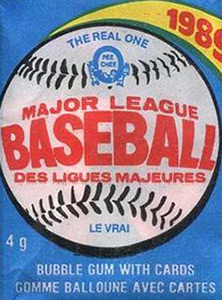O-Pee-Chee Major League Baseball 1989