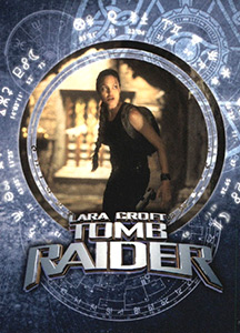 Tomb Raider The Movie The Quest Chase Card Q3