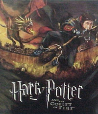 Artbox Harry Potter and the Goblet of Fire. Part 1