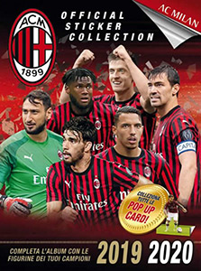Euro Publishing A.C. Milan 2019-2020