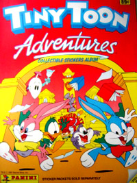 Panini Tiny Toon Adventures
