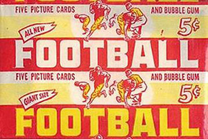 Bowman Large NFL 1952