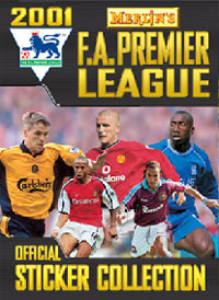 Merlin Premier League Inglese 2000-2001