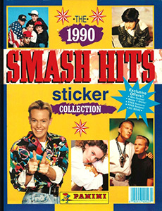Panini The Smash Hits Collection 1990