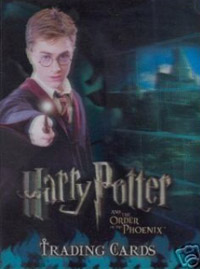 Artbox Harry Potter and the Order of the Phoenix. Part 1