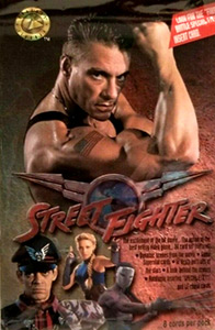 Upper Deck Street Fighter