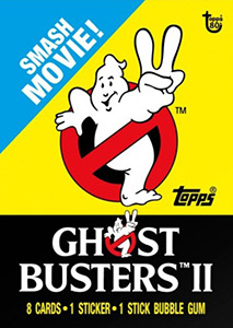 Topps Ghostbusters II