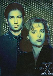 Topps The X-Files Series One