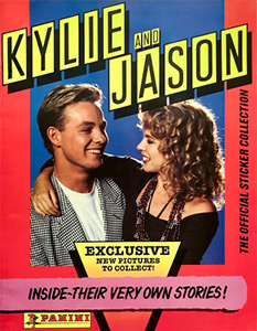 Panini Kylie And Jason