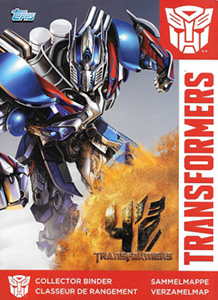 Topps Transformers
