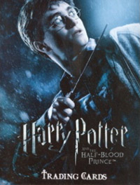 Artbox Harry Potter And The Half Blood Prince. Part 1