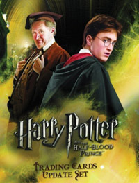 Artbox Harry Potter And The Half Blood Prince. Part 2