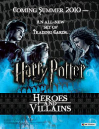 Artbox Harry Potter. Heroes and Villains