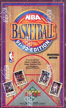 Upper Deck NBA 1991-1992